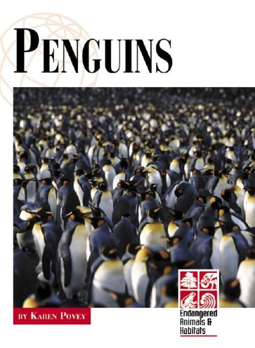 Read Online Endangered Animals and Habitats - Penguins pdf
