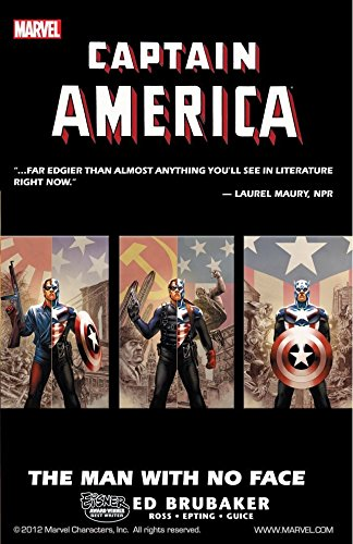 Captain America: The Man With No Face (Captain America - Men Styles Face For