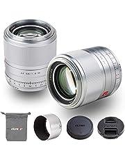 VILTROX 56mm F1.4 f/1.4 AF Autofocus Lens for Canon EF-M M Mount M50 M6 M6II M10 M100 M2 M3 M5