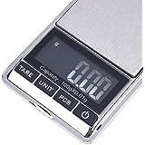 Tomtop 100g x 0.01g Mini Digital Jewelry Pocket Scale LCD