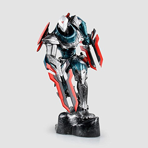 do1n LOL League of Legends The Master of Shadows Project Zed Action Figure 3D Status PVC toy