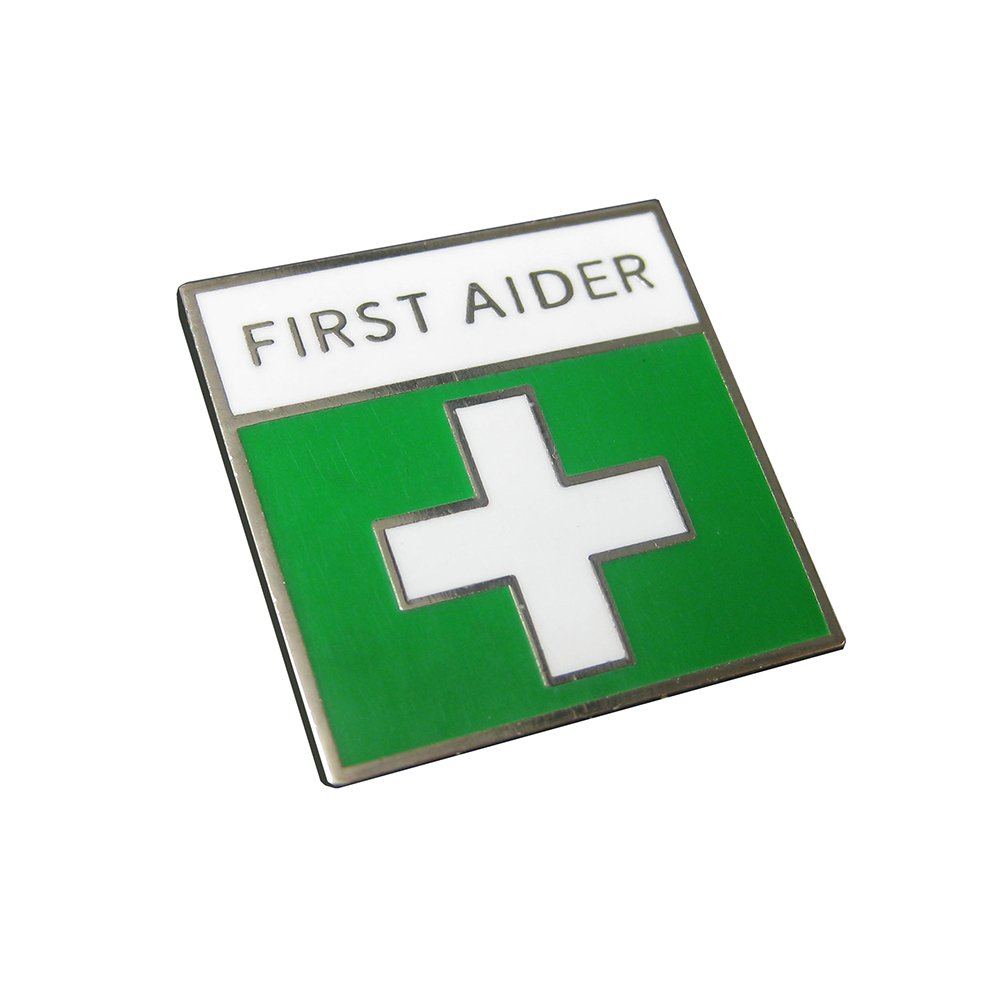 First Aid Badge (FIRSTAB) (5) UK Safety Store