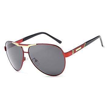 PANDIUK Gafas Gafas de Sol clásicas Conductor Gafas de ...