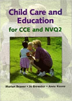 NVQ Level 3 and Level 2 in Childcare and Education | NVQ ...