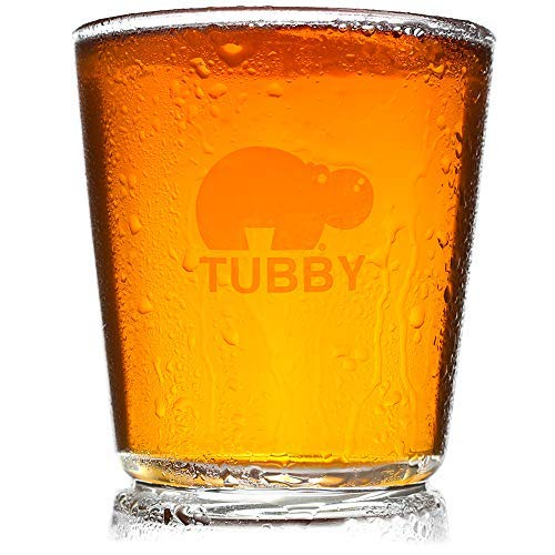 (The Tubby - The Ultimate Beer Pint Glass 16 Ounce (Set of Eight))