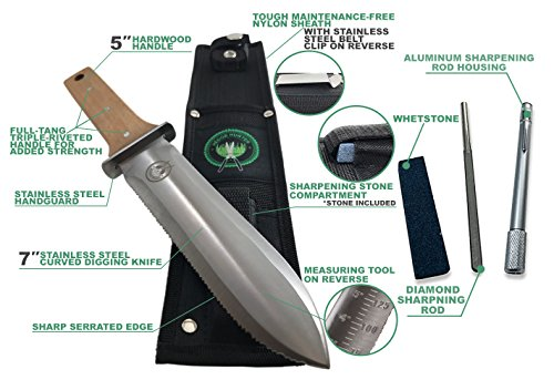 Hedge Hunter Hori Hori Garden Knife