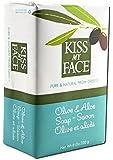 Kiss My Face Soap Bar Olive + Aloe 8oz