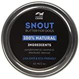 Legendary Canine, Snout Butter for Dogs, Natural, Canadian, Handcrafted, Moisturizes Dry and Chapped Lips and Snouts; 60ml