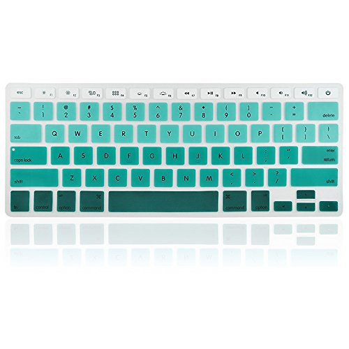 JAZ Keyboard Cover Silicone Skin for MacBook Pro 13