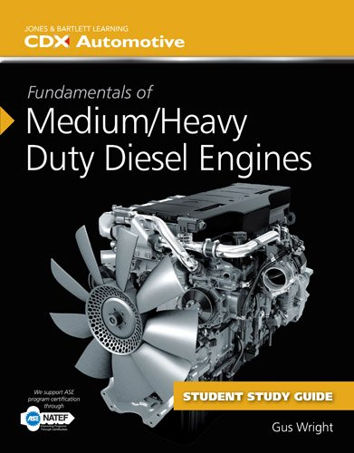 Cars Workbook (Fundamentals of Medium/Heavy Duty Diesel Engines Student Workbook)