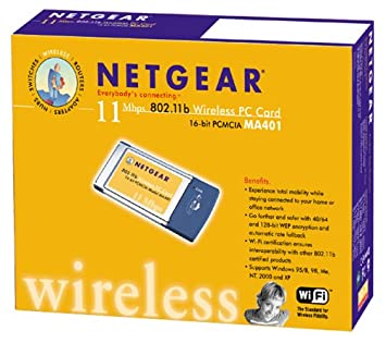 MA401 NETGEAR WINDOWS VISTA DRIVER DOWNLOAD