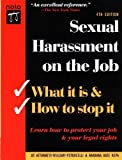 img - for Sexual Harassment on the Job: What It Is & How to Stop It by William Petrocelli (2000-03-01) book / textbook / text book