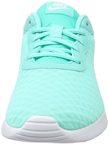 Nike 844908, Zapatillas Mujer Multicolor (Turquesa/Blanco)