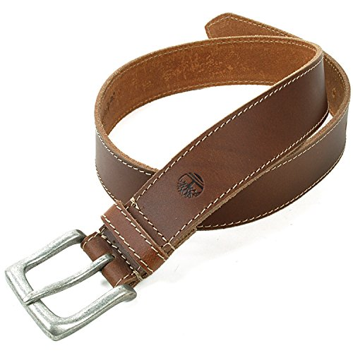 Timberland Leather Silver Durable Buckle