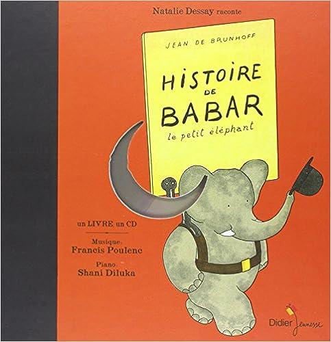 Livres gratuits Histoire de Babar, le petit éléphant pdf, epub