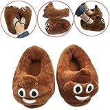 Sealands Winter Plush Slippers Men Women Unisex Adult Emoji Soft Cute Cartoon Warm Home Indoor Shoes