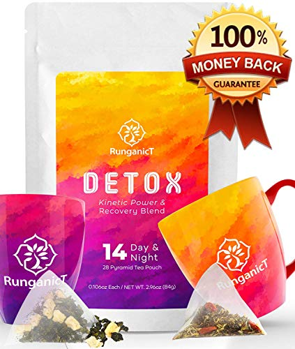 Days Nights Detox Teatox teabags product image
