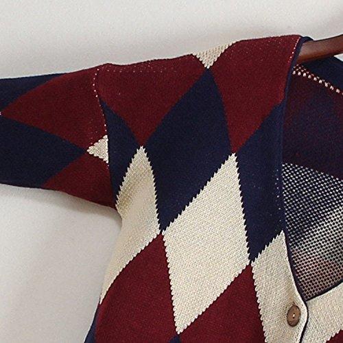topmodelss トッパーカーディガン レディース ニット ゆったり 長袖 Vネック セーター コート かわいい 秋冬 あったか 通学 通勤 防寒
