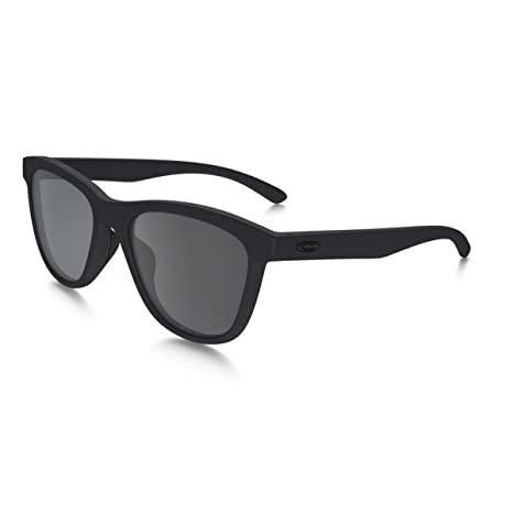 Oakley Sonnenbrille Moonlighter, Gafas de Sol para Mujer, Antracita, 53
