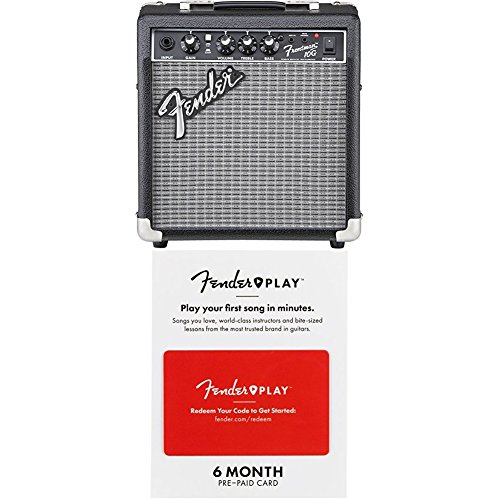 Fender Frontman 10G Electric Guitar Amplifier with 6 months of Fender Play by Fender
