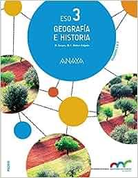 Geografía e Historia 3. Trimestres Aprender es crecer en