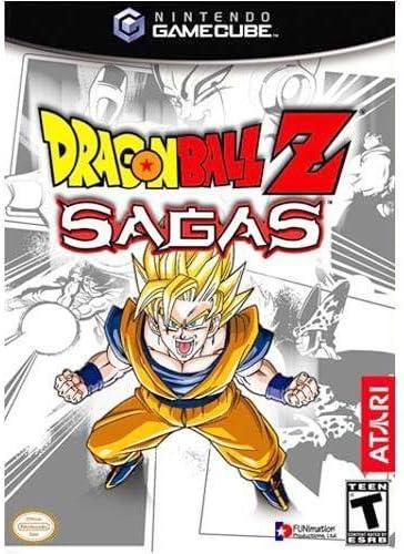 Amazon.com: Dragonball Z Sagas - Gamecube (Renewed): Video Games