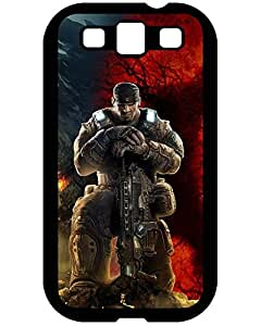 Team Fortress Game Case's Shop Discount New Premium Gears of War 3 Skin Case Cover Excellent Fitted For Samsung Galaxy S3 9753336ZJ943965057S3