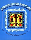 Survival Kit for Substitutes, Vita Pavlich and Eleanor Rosenast, 0590095757