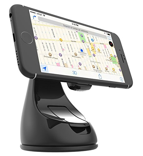 Encased EZ-Dock Magnetic Car Mount for Apple iPhone 6 6S 6 Plus (Windshield & (Dash Mount Docking Kit)