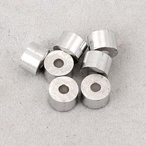 100 Dakotaline 5/64th Aluminum Stops