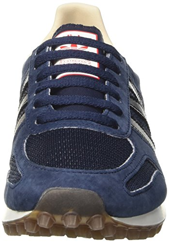 adidas Navy Gum Collegiate Scarpe Trainer Basse Uomo da Core Blu Ginnastica Black ABARfCwPq