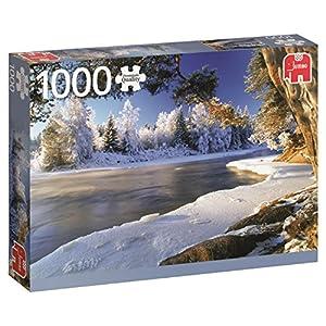 Jumbo 618549 Puzzle Il Fiume Della Svezia