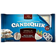 Log House Vanilla Candiquik, 16-Ounce Packages (Pack of 6)