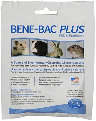 Bene-Bac Plus Small Animal Powder, 3/4-Ounce