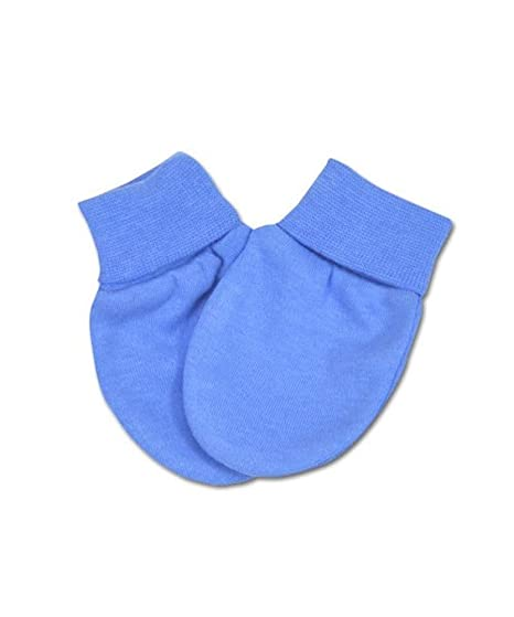 8940c3b8b6b7 Itty Bitty Baby Preemie Mittens (Denim, Micro Preemie (1-3lbs))