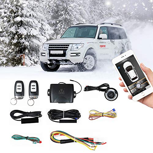 Car Remote Start PKE