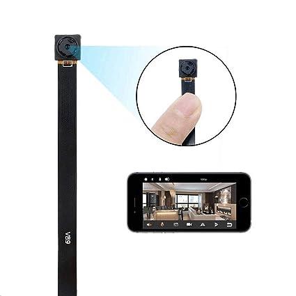 HD1080P Wifi DIY Cámara Espía UYIKOO P2P cámara inalámbrica IP de detección de movimiento Vista Remota