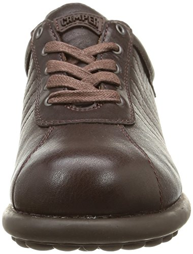 Camper Pelotas Ariel, Stringate da Donna Marrone (Dark Brown 190)