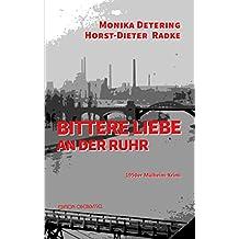 Bittere Liebe an der Ruhr: 1950er-Krimi (German Edition)