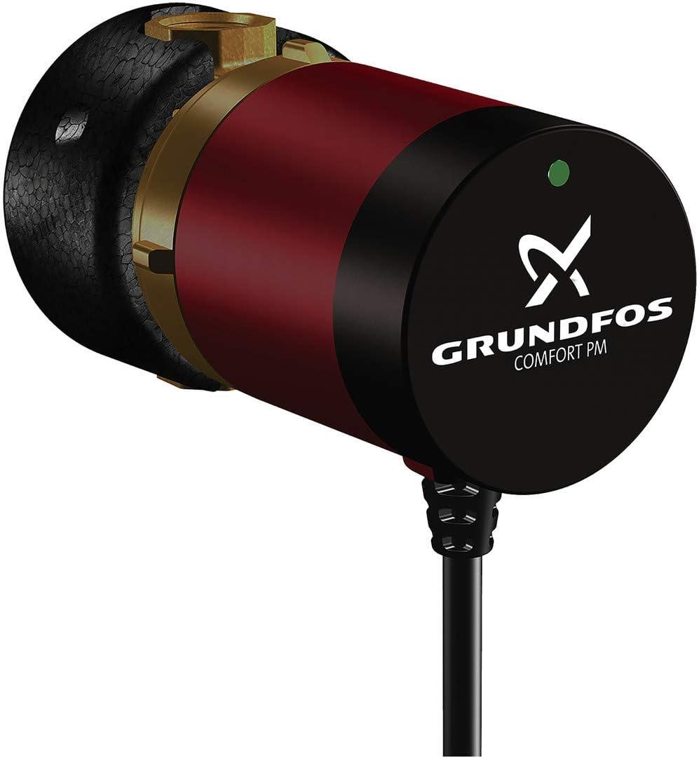 Grundfos Comfort 15-14 B PN10 - Bomba de circulación (1/2