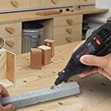 GOXAWEE Rotary Tool Kit with MultiPro Keyless Chuck