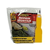 Quikrete Zip and Mortar Repair 3lbs Bag