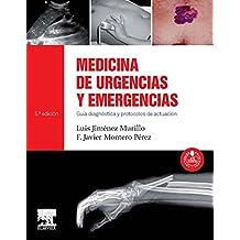 Medicina de urgencias y emergencias + acceso web: Guía diagnóstica y protocolos de actuación (Spanish Edition)
