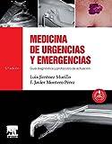 img - for Medicina de urgencias y emergencias + acceso web: Gu a diagn stica y protocolos de actuaci n (Spanish Edition) book / textbook / text book
