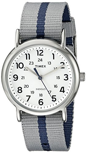 timex-mens-tw2p72300-weekender-reversible-gray-blue-stripe-nylon-slip-thru-strap-watch