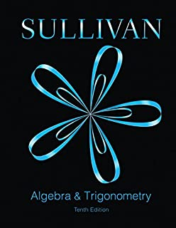Algebra and Trigonometry, Books a la Carte Edition (10th Edition