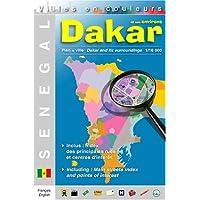 Dakar City Map