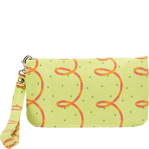 donna-sharp-cell-phone-wristlet-posy-green-loops