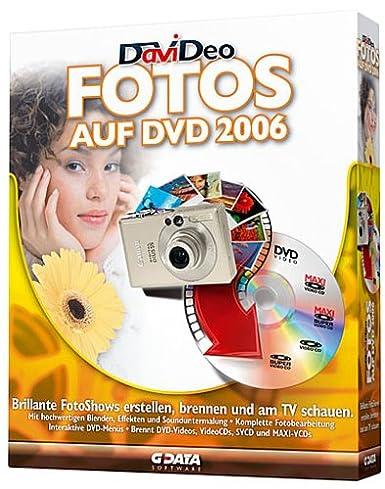 Davideo foto dvd 2006