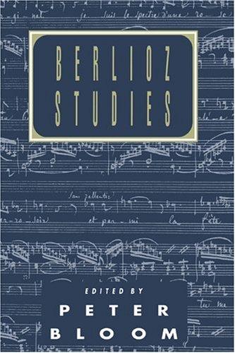 Berlioz Studies (Cambridge Composer Studies) by Brand: Cambridge University Press